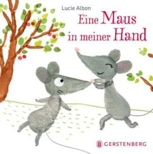 Eine Maus in meiner Hand