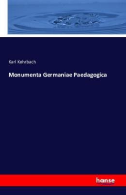 Monumenta Germaniae Paedagogica