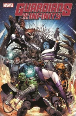 Guardians of Infinity. Bd.1