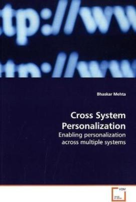Cross System Personalization
