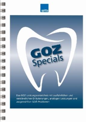 GOZ Specials