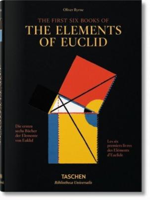 Byrne. Die ersten sechs Bücher der Elemente von Euklid. Byrne. Six Books of Euclid