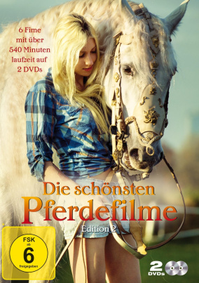 Die schönsten Pferdefilme - Edition 2