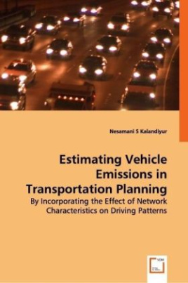 Estimating Vehicle Emissions in Transportation Planning