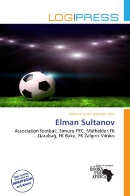 Elman Sultanov