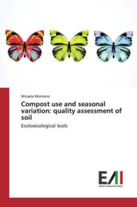 Compost use and seasonal variation: quality assessment of soil