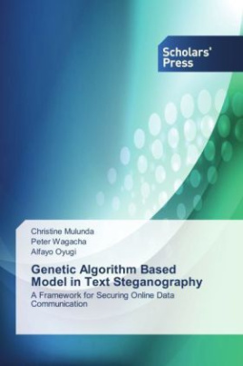 Genetic Algorithm Based Model in Text Steganography