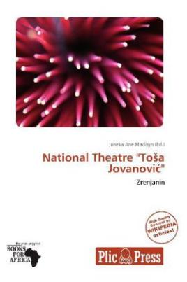 "National Theatre ""To a Jovanovi """