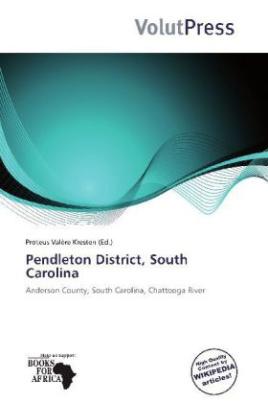 Pendleton District, South Carolina
