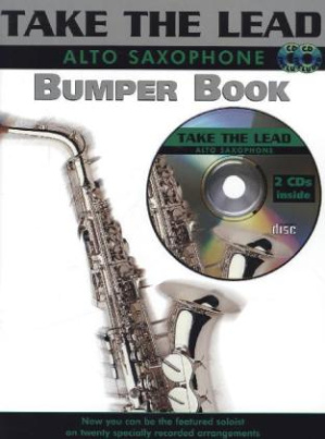 Take the Lead, Bumper, Alto Saxophone, w. 2 Audio-CDs