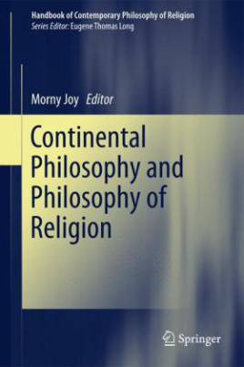 Continental Philosophy and Philosophy of Religion