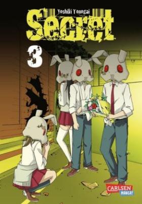 Secret. Bd.3