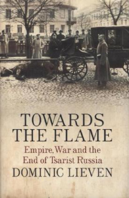 Towards the Flame