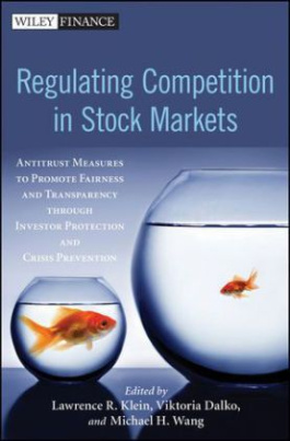 Regulating Competition in Stock Markets