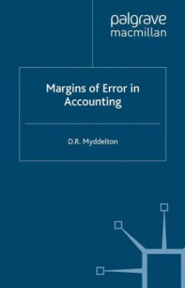 Margins of Error in Accounting
