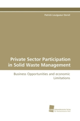 Private Sector Participation in Solid Waste Management