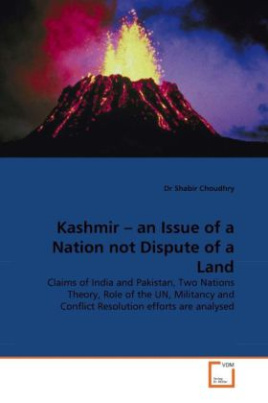 Kashmir   an Issue of a Nation not Dispute of a Land