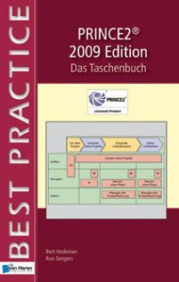 PRINCE2 2009 Edition - Das Taschenbuch