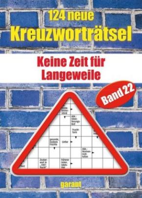 124 neue Kreuzworträtsel. Bd.22