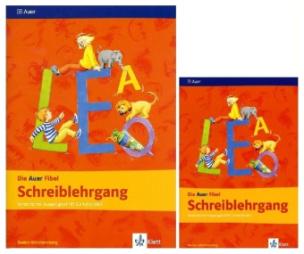 Der Auer Schreiblehrgang (für Linkshänder), Vereinfachte Ausgangsschrift, m. DIN-A5-Heft