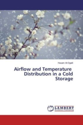 Airflow and Temperature Distribution in a Cold Storage