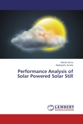 Performance Analysis of Solar Powered Solar Still