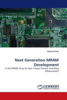 Next Generation MRAM Development