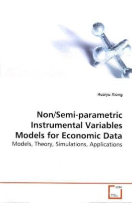 Non/Semi-parametric Instrumental Variables Models  for Economic Data