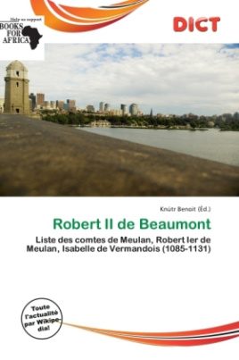 Robert II de Beaumont