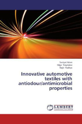 Innovative automotive textiles with antiodour/antimicrobial properties