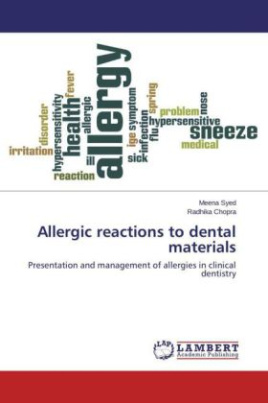 Allergic reactions to dental materials