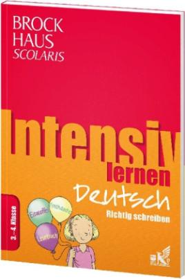 Brockhaus Scolaris Intensiv lernen Deutsch 3.-4. Klasse