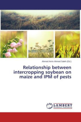 Relationship between intercropping soybean on maize and IPM of pests