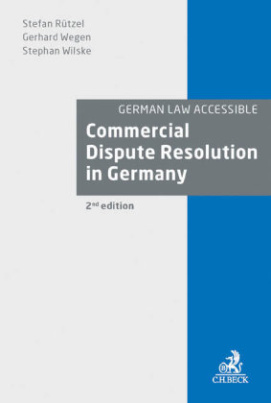 Commercial Dispute Resolution in Germany