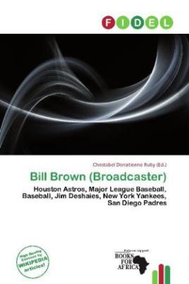 Bill Brown (Broadcaster)