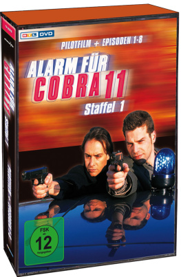 Alarm für Cobra 11 - Pilotfilm + Folgen 1-8