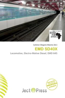 EMD SD40X