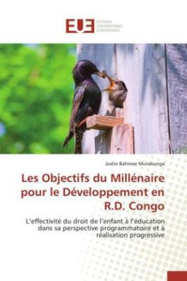 Les Objectifs du Millénaire pour le Développement en R.D. Congo
