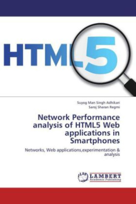 Network Performance analysis of HTML5 Web applications in Smartphones