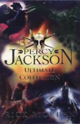 Percy Jackson Ultimate Collection, 5 Vols.