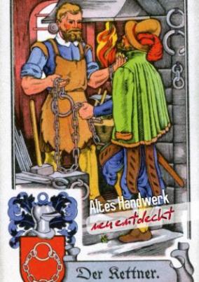 Altes Handwerk neu entdeckt (Posterbuch DIN A3 hoch)