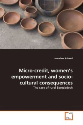Micro-credit, women's empowerment and socio-cultural consequences