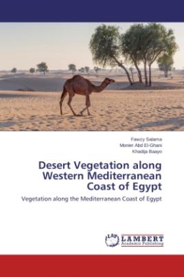 Desert Vegetation along Western Mediterranean Coast of Egypt