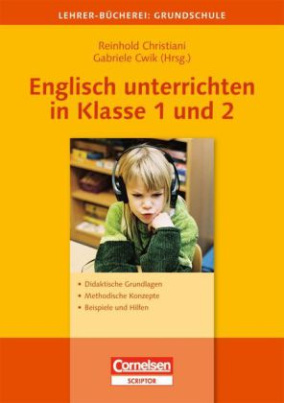 Englisch unterrichten in Klasse 1 und 2