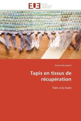 Tapis en tissus de récupération