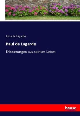 Paul de Lagarde