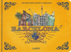 Barcelona - Sketching Lover's Companion