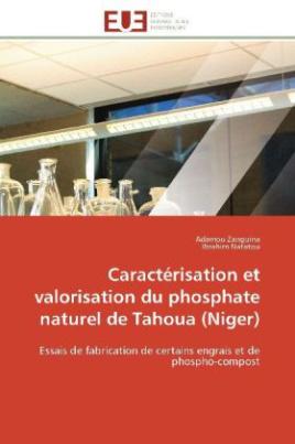 Caractérisation et valorisation du phosphate naturel de Tahoua (Niger)