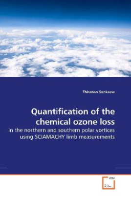 Quantification of the chemical ozone loss