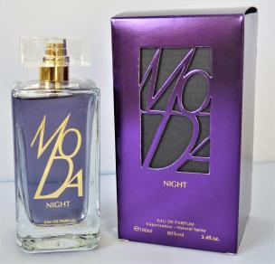 Moda Night Eau de Parfum für Sie